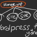 Wordpress toplu yönetme
